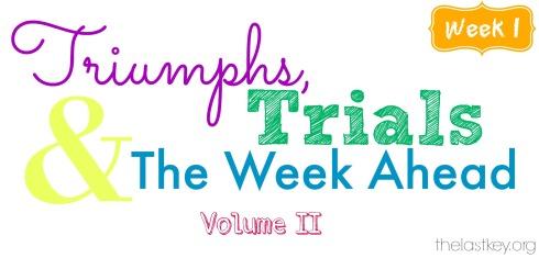 TTTWAV2 WEEK 1